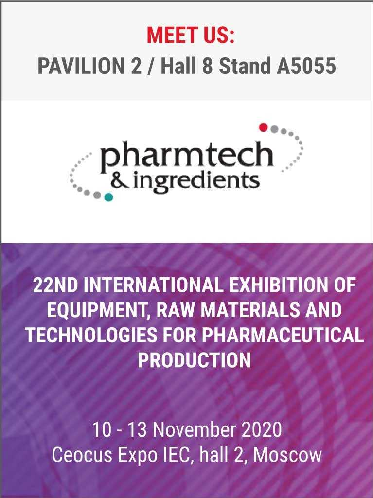 Pharmtech&Ingredients 2020