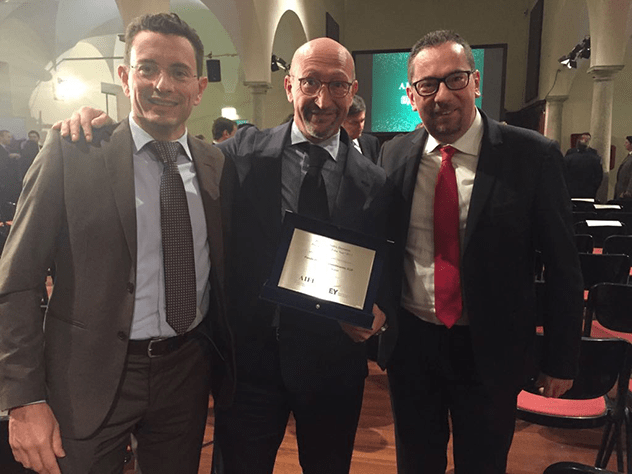 "The Fondo Italiano d'Investimento has received the Special Mention award for ""Innovation"" related to the Antares Vision operation"